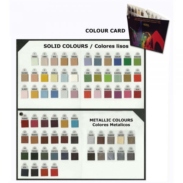 Colour-card